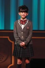 さくら学院の転入生・田中美空(10)