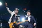 スガシカオ主催フェス『SUGA SHIKAO 20th Anniversaryスガフェス!〜20年に一度のミラクルフェス〜』に出演したSKY-HI (C)半田安政