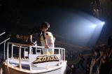 スガシカオ主催フェス『SUGA SHIKAO 20th Anniversaryスガフェス!〜20年に一度のミラクルフェス〜』に出演したふなっしー (C)半田安政