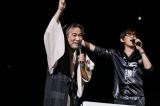 スガシカオ主催フェス『SUGA SHIKAO 20th Anniversaryスガフェス!〜20年に一度のミラクルフェス〜』に出演した稲川淳二 (C)西槇太一