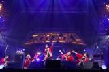 スガシカオ主催フェス『SUGA SHIKAO 20th Anniversaryスガフェス!〜20年に一度のミラクルフェス〜』に出演した怒髪天 (C)西槇太一