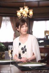 フジテレビ系連続ドラマ『貴族探偵』第5、6話ゲストに加藤あいが出演 (C)フジテレビ