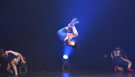 『超体感ステージ 「キャプテン翼」』より (C)ORICON NewS inc.