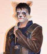 映画『ガーディアンズ・オブ・ギャラクシー:リミックス』プレミア・イベントに出席した加藤浩次 (C)ORICON NewS inc.