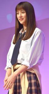 映画『ピーチガール』公開直前イベントに出席した山本美月 (C)ORICON NewS inc.