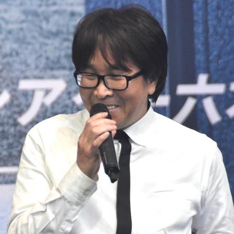 『超体感ステージ 「キャプテン翼」』の製作発表会に出席した高橋陽一 (C)ORICON NewS inc.