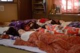 連続テレビ小説『ひよっこ』ヒロイン・みね子が勤める向島電機の女子寮「乙女寮」の内部 (C)NHK