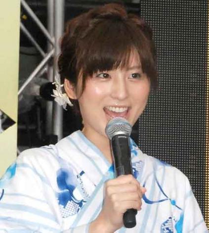 サムネイル 宇賀なつみアナウンサー(写真は2014年のもの) (C)ORICON NewS inc.