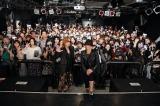 500人限定サイン会を開催したSUGIZOとINORAN