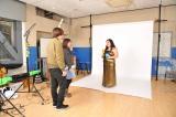 英語学習アプリ『きこえ〜ご』の紹介動画に出演したゆりやんレトリィバァ