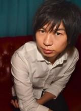 ロックバンド「つばき」のボーカル&ギター・一色徳保さん