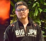 プロレスのVR動画に太鼓判を押した橋本大地選手 (C)ORICON NewS inc.