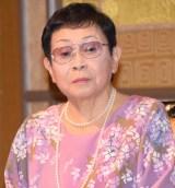 92歳でも舌好調の橋田壽賀子氏 (C)ORICON NewS inc.
