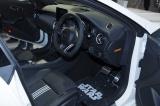 特別仕様車『CLA 180 STAR WARS Edition』カルサイトホワイトの車内(C) & TM.Lucasfilm Ltd.