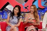 フジテレビ系バラエティー番組『良かれと思って!』(毎週水曜 後10:00)に出演する(左から)杉本彩、道端アンジェリカ