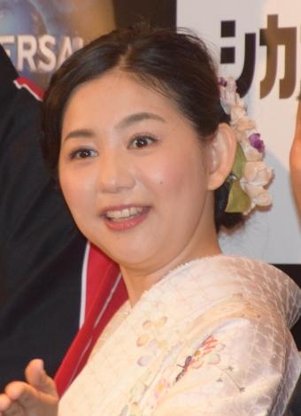 関根麻里=海外ドラマ『シカゴ・ファイア』イベント囲み取材 (C)ORICON NewS inc.