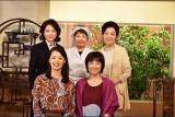 昨年秋のSPより岡倉家から巣立ちそれぞれ自分の道を歩んでいる5人姉妹たち(後列左から)三女・文子役の中田喜子、次女・五月役の泉ピン子、長女・弥生役の長山藍子、(前列左から)四女・葉子役の野村真美、五女・長子役の藤田朋子 (C)TBS