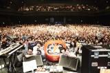 2500人のファンを熱狂させたゲスの極み乙女。