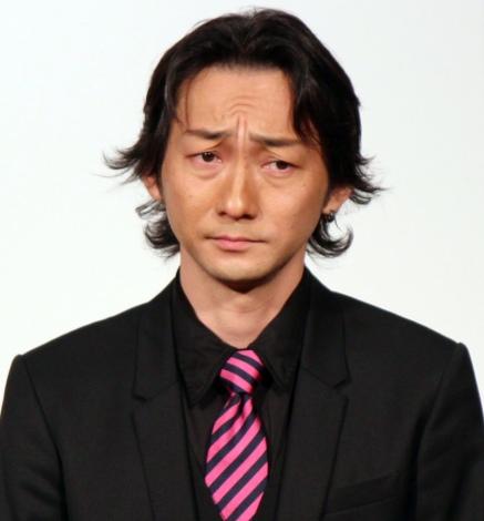 舞台『MOJO(モジョ)』の製作発表会に出席した波岡一喜 (C)ORICON NewS inc.