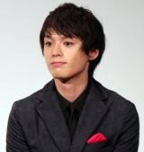 舞台『MOJO(モジョ)』の製作発表会に出席した横田龍儀 (C)ORICON NewS inc.