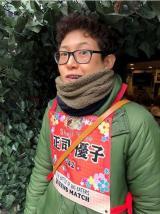 「三代目爆食女王」に輝いたレジェンド・正司優子(C)テレビ東京