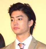 映画『サクラダリセット後篇』の初日舞台あいさつに登壇した健太郎 (C)ORICON NewS inc.