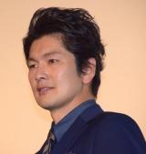 映画『サクラダリセット後篇』の初日舞台あいさつに登壇した丸山智己 (C)ORICON NewS inc.