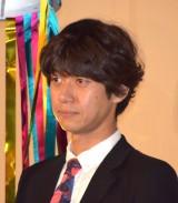 映画『サクラダリセット後篇』の初日舞台あいさつに登壇した深川栄洋監督 (C)ORICON NewS inc.