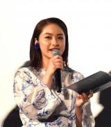 映画『サクラダリセット後篇』の初日舞台あいさつに登壇した平祐奈 (C)ORICON NewS inc.