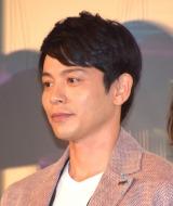 映画『サクラダリセット後篇』の初日舞台あいさつに登壇した吉沢悠 (C)ORICON NewS inc.
