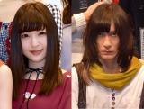 結婚を報告した(左から)神田沙也加、村田充 (C)ORICON NewS inc.