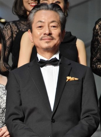 初監督作品『TAP -THE LAST SHOW-』プレミアムイベントに出席した水谷豊 (C)ORICON NewS inc.