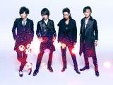 武道館公演終演後、シングル、アルバム、ホールツアーの情報を発表したシド