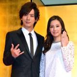 夫婦揃ってランクインしたDAIGO(5位)&北川景子(7位) (C)ORICON NewS inc.