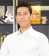 男性部門で初めて1位を獲得した錦織圭 (C)ORICON NewS inc.