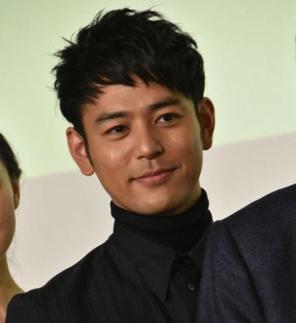 映画『家族はつらいよ2』完成披露試写会に出席した妻夫木聡 (C)ORICON NewS inc.