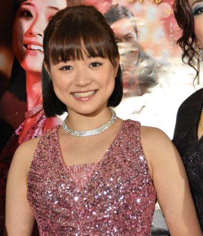 舞台『Little Voice(リトル・ヴォイス)』の公開ゲネプロを行った大原櫻子 (C)ORICON NewS inc.