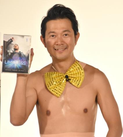 海外ドラマ『リミットレス』DVDリリース記念イベントに出席したアキラ100% (C)ORICON NewS inc.