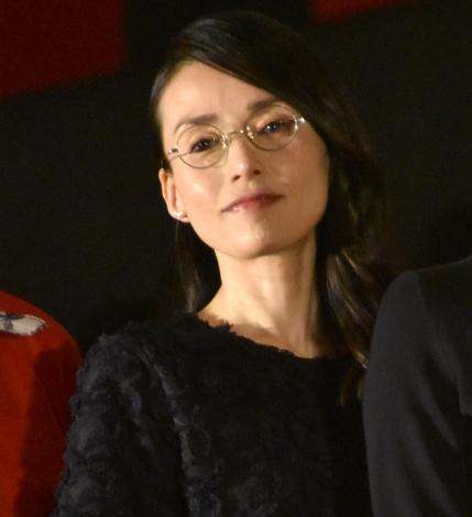 映画『家族はつらいよ2』の公開直前イベントに出席した中嶋朋子 (C)ORICON NewS inc.