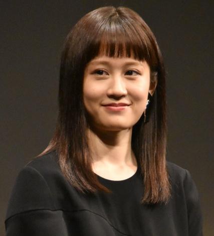 映画『武曲 MUKOKU』に完成披露試写会に出席した前田敦子 (C)ORICON NewS inc.