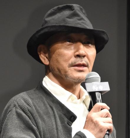 映画『武曲 MUKOKU』に完成披露試写会に出席した小林薫 (C)ORICON NewS inc.