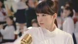 桐谷美玲とふてニャンがダンスする「Y!mobile」新CM2