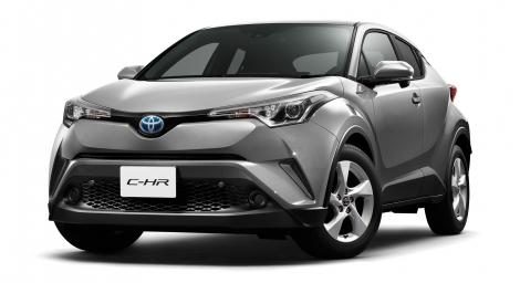 トヨタ「C-HR」