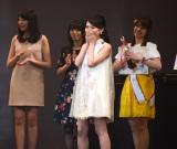グランプリ発表の瞬間=『Miss of Miss CAMPUS QUEEN CONTEST 2017』授賞式 (C)ORICON NewS inc.
