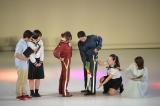 茨城県内の高校生が制作した野良着(=NORAGI・農作業着)のファッションショー「NORAGI CONTEST」開催(写真提供:NHK)