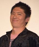 映画『TOKYOデシベル』の先行プレミア上映会に参加した長井秀和 (C)ORICON NewS inc.