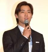 映画『22年目の告白-私が殺人犯です-』のジャパンプレミアに出席した野村周平 (C)ORICON NewS inc.