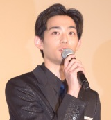 映画『22年目の告白-私が殺人犯です-』のジャパンプレミアに出席した竜星涼 (C)ORICON NewS inc.