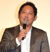 映画『22年目の告白-私が殺人犯です-』のジャパンプレミアに出席した入江悠監督 (C)ORICON NewS inc.