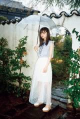 『LARME 028 JULY』に登場する乃木坂46・齋藤飛鳥(徳間書店)